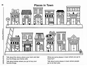 Places in Town (Page 8)