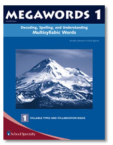 Megawords Book 1
